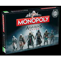 Monopoly Assassins Creed Edition WIN000912