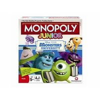 Monopoly Junior Monsters University Edition WMA000141