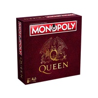 Monopoly Queen Board Game
