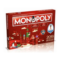 Monopoly Fifa Board Game