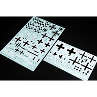 WingNut Wing 1/32 Decal Set Fokker D.VII (Fok) Fighting Fokkers Part 1