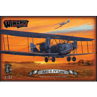 WingNut Wings 1/32 AEG G.IV Late