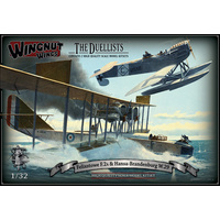 "WingNut Wings 1/32 Flexistowe F.2a & Hansa-Brandenburg W.29 ""The Duellists"""