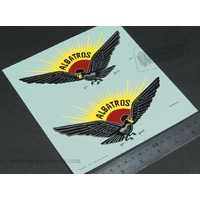 WingNut Wings Full Scale Albatros Factory Decals