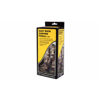 Woodland Scenics Easy Rock Carving Tools C1185