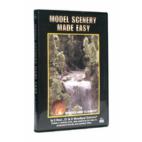 Woodland Scenics Model Scenery Made Easy (DVD) R973