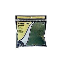 Woodland Scenics Blended Turf - Green Blend Bag T49