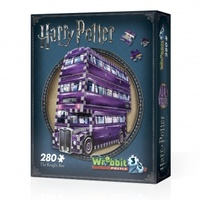 Wrebbit 3D Harry Potter The Knight Bus