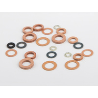 Wilesco 01520 Sealing Rings Sorted M3 -M6