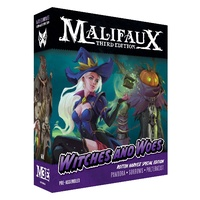 Malifaux 3E Witches and Woes: Rotten Harvest Pandora