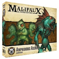 Malifaux 3E Amphibious Assault