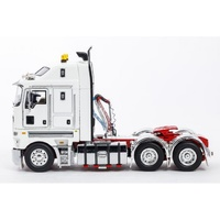 Drake 1/50 Kenworth K200 White 2.3 Cabin Diecast Truck Z01424 Due 2nd Qtr 2019
