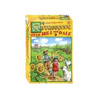 Carcassonne Overhill/ Overdale Game 78650
