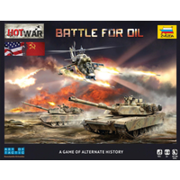 Zvezda Wargames Hot War Plastic Model Kit 7410