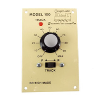 Gaugemaster Single Track Panel Mounted Controller for OO/HO N