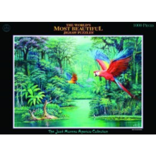 Jose Aparicia May Morning 1000pc Puzzle
