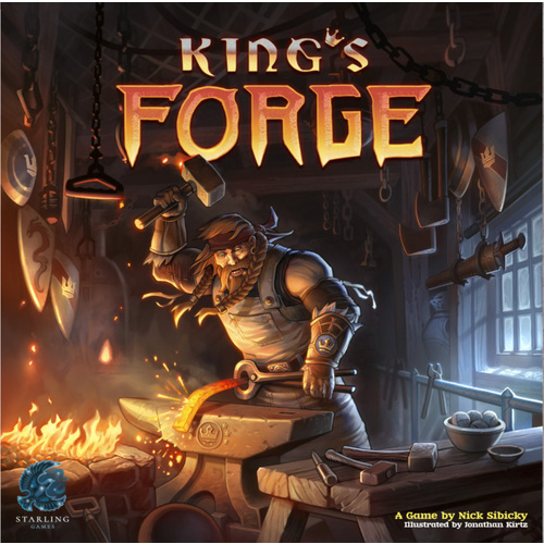 Kings Forge 3rd Edition