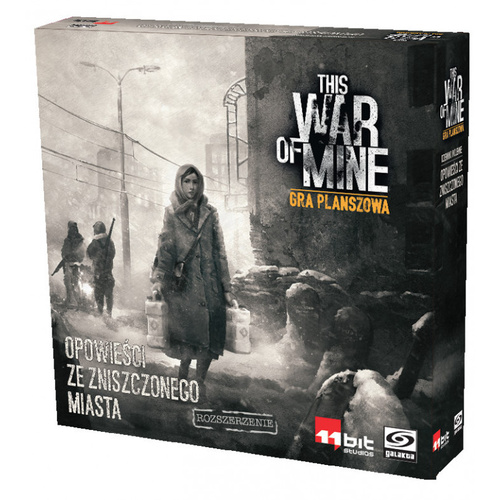 This War of Mine Tales of the Ruined City