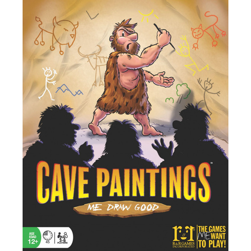 Cave Paintings Strategy Game