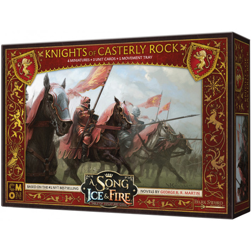 A Song of Ice and Fire TMG - Knights of Casterly Rock