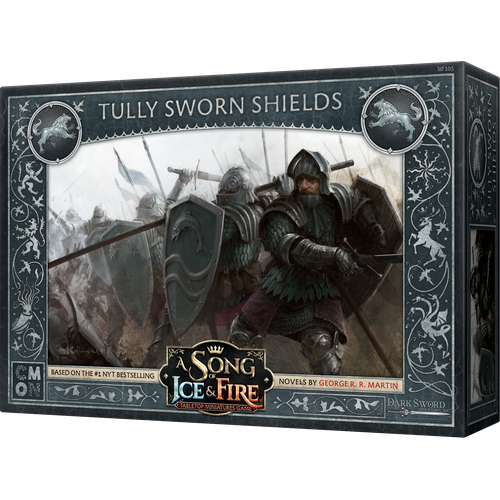 A Song of Ice and Fire Tully Sworn Shields