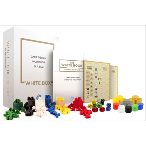 The White Box Strategy Game