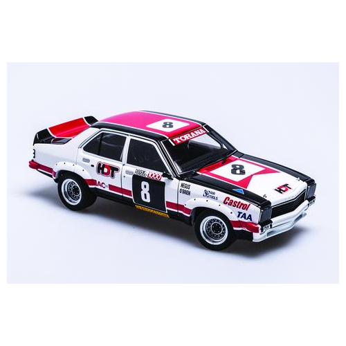 Auto Art 1/18 Holden LH Torana L34 - Holden Dealer Team Hardie Ferodo 1000 - 4th Place Drivers: Negus/Obrien