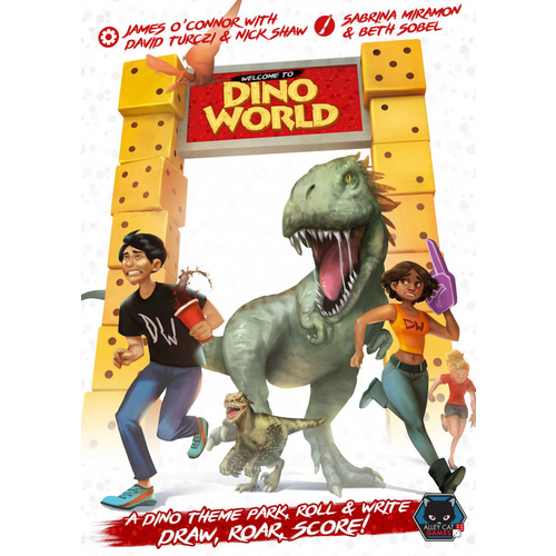 Welcome to Dinoworld