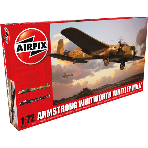 Airfix 1/72 Armstrong Whitworth Whitley MK.V