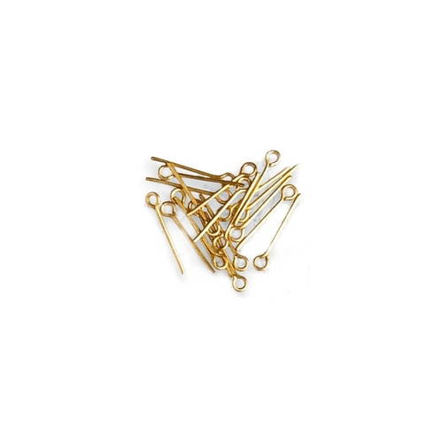 Artesania Eye Bolts Brass 15.0mm 60pkt