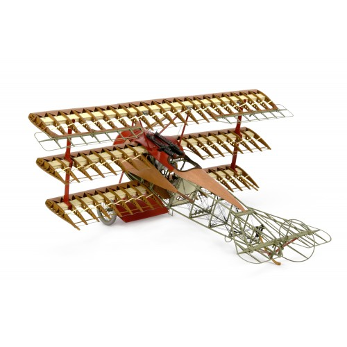 Artesania 1/16 Fokker Dr. I The Red Barons Triplane