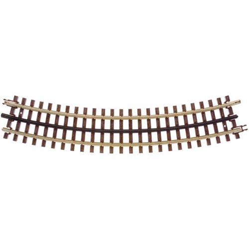 Atlas O 45 Curved Track Section ATL6045