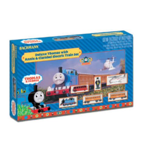 Bachmann HO Deluxe Thomas & Friends Special Train Set BAC-00644