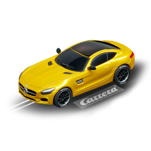 "Carrera GO! Mercedes-AMG GT Coupe ""Solarbeam"""