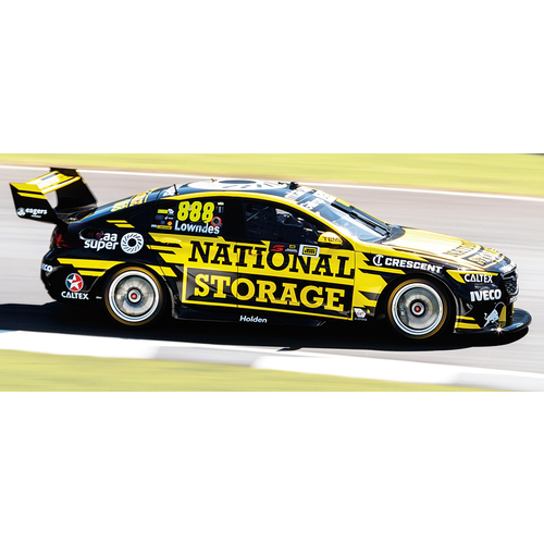 Classic Carlectables 1/18 Holden ZB Commodore Craig Lowndes 2018 ITM Auckland SuperSprint Diecast Car (