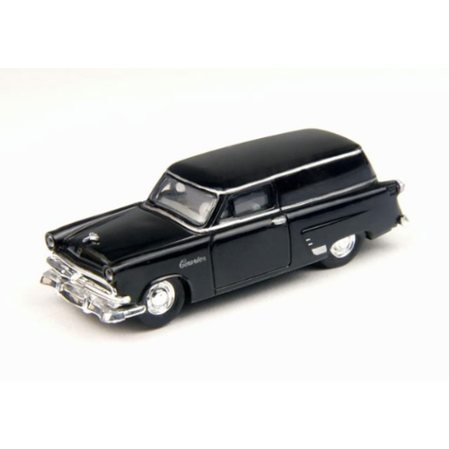 Classic Metal Works HO Ford Courier Delivery Black CMW-30292