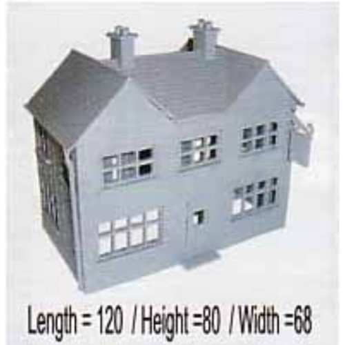 Dapol OO Country Inn Kit DAC25 Self Assembly Kit
