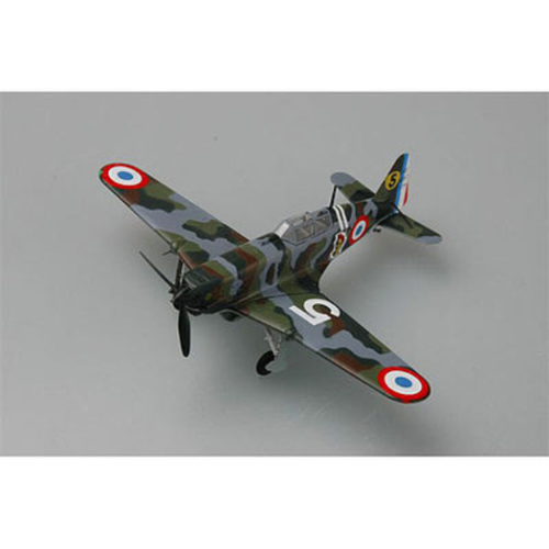 Easy Model 1/72 MS406 French Air Force 6 Escadrille EAS-36327