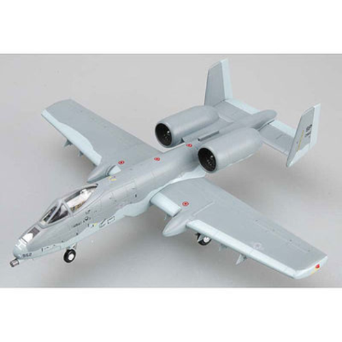 Easy Model 37112 1/72 A-10 Thunderbolt 510th FS 52d Fighter Wing Germany 1992 Assembled Model