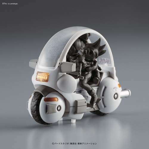 Gundam Mecha Collection DB Vol 1 Bulma Capsule No.9