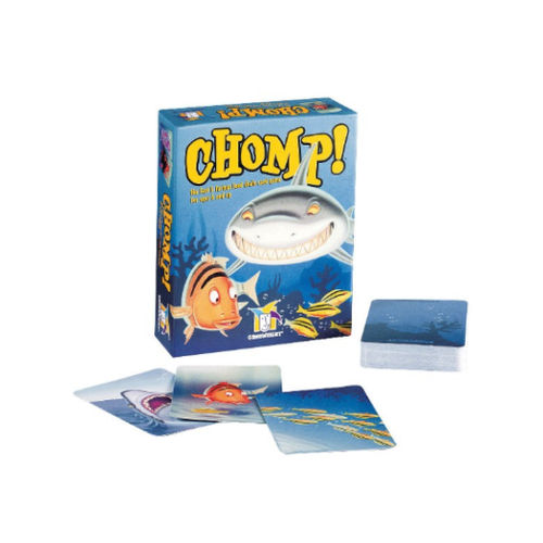 Chomp Card Game GWI217