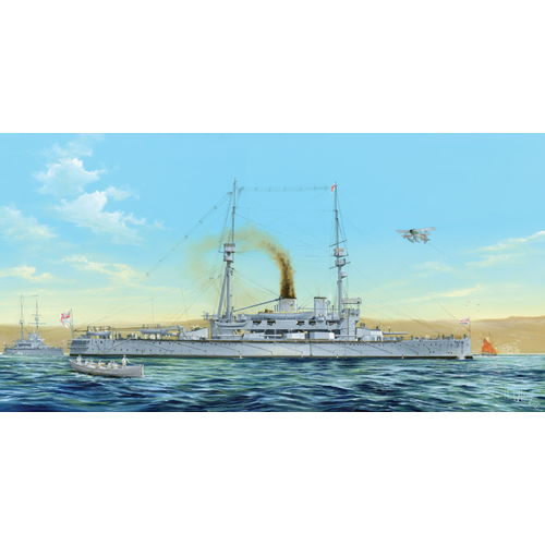Hobby Boss 1/350 HMS Agamenon 86509 Plastic Model Kit