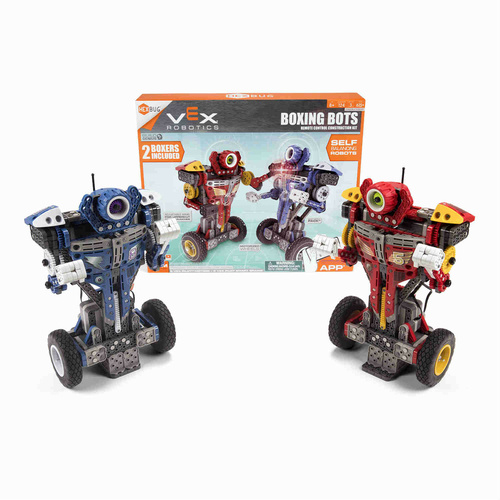 Hexbug Boxing Bot - Includes 1 Boxer