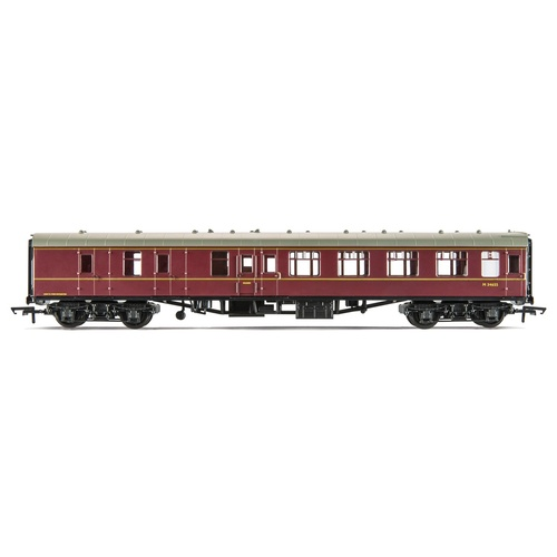 Hornby OO BR Mk1 Composite Chocolate & Cream