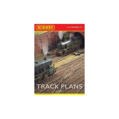 Hornby Train Plans Book