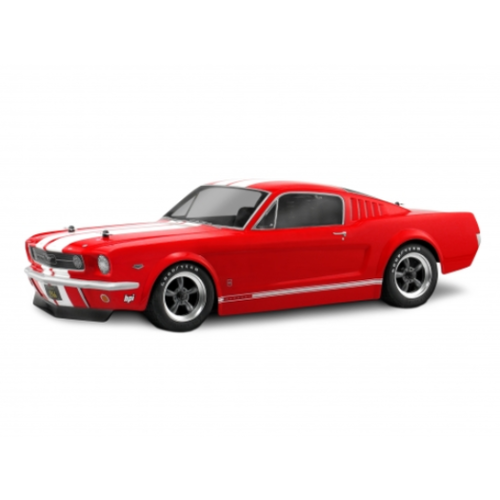 HPI 1/10 Ford Mustang GT Clear Body Shell (200mm) HPI-17519