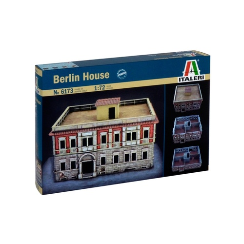 Italeri 1/72 Berlin House+