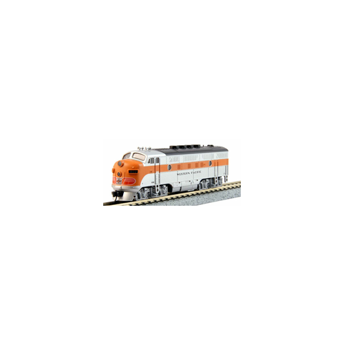 Kato N GE ES44AC UP #5475 Diesel Locomotive