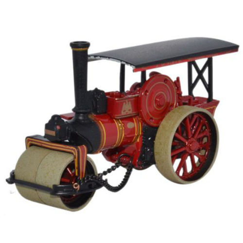 Oxford HO Fowler Steam Roller Fippenny Queen OXF-76FSR003