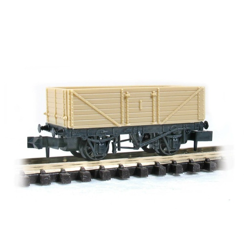 Peco N 7 Plank Open Wagon Kit